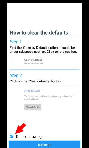 Default Apps How to